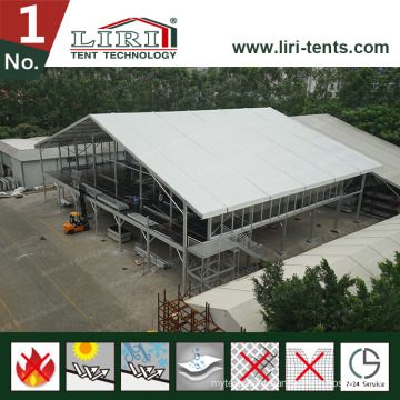 30X60m Two Story Tent/ Double Decker Tent for Catering and Holispitality