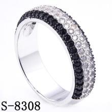 Nuevo anillo de plata de la joyería de la manera de los estilos 925 (S-8308. JPG)