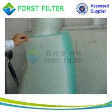 FORST Padrão Filtro de ar de alta qualidade Pre filtro Filtro de assoalho Fornecedor