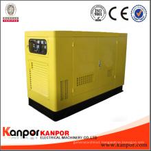 40kVA Water Cooled Silent Electric Start Portable Diesel Generator