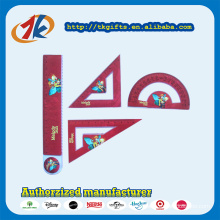 Hot Selling Plastic Stationery Set Ruler Toy for Kids