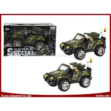 Electric Toys Militär Jeep Spielzeug mit Raketen