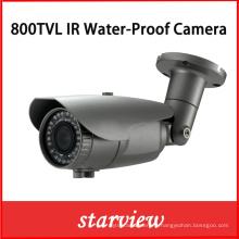 800tvl IR imperméable à l'eau CCTV Bullet Security Camera (W27)