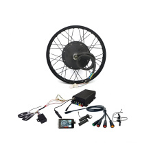 NBpower QS 72v5000w electric bicycle motor,stea lth bomber electric motorcycle 5000w kit
