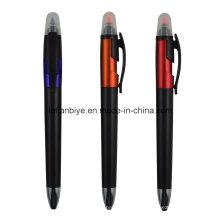 Маркер и шариковая ручка два использования пера (ЛТ-C724)