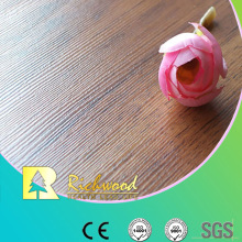 12.3mm HDF AC4 en relieve Hickory Sound Absorbing Laminate Floor