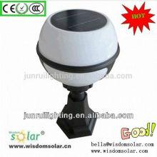 Luz decorativa de la CE y patente pilar de LED Solar luz Solar Hotel (JR-2012)