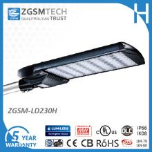 IP66 230W LED Parkplatz-Licht mit Ce UL genehmigt