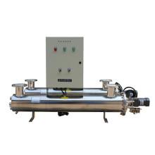 Stérilisateur à lampe UV 254nm pour traitement de désinfection de l'eau potable