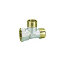 Tee F/M/M (Hz8211) Screw Fittings Brass Fittings