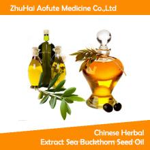 Extrait de plantes chinoises Huile de graine d'argousier