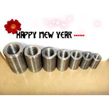 Barras de refuerzo mecánicos Acopladores manga corrugado o empalmes para varillas de conexión (de fábrica)