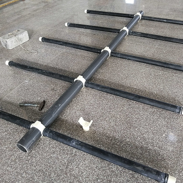 EPDM Micro Bubble Air Membraan Tube Diffuser voor afvalwaterzuivering