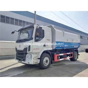 4x2 Waste Truck Container Compactor Garbage Truck
