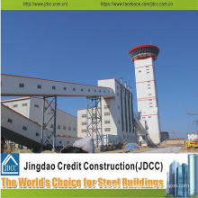Steel Structure, Steel Fabrication, Steel Construction Project