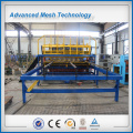 Reinforcing wire mesh automatic spot welding machine for road