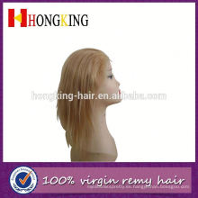 Afro Wig Indian Remy Hair Wig Lace Front Hecho en China
