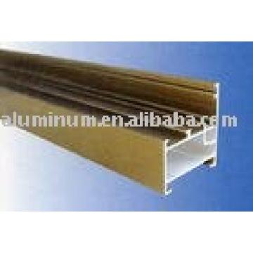 Profil en aluminium pour fenêtres et portes