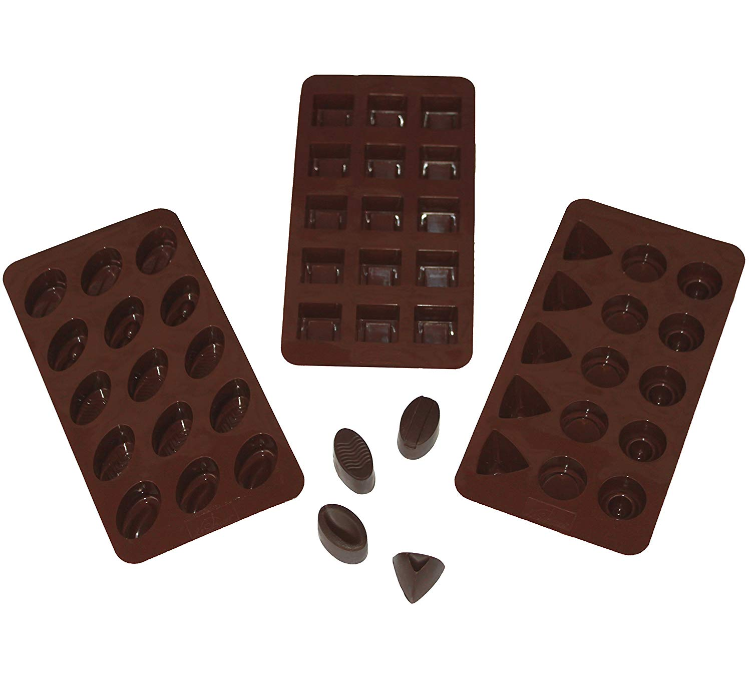 chocolate molds silicone