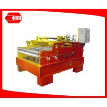 Machine de redressement avec dispositif d'aplatissement et dispositif de coupe (FCS2.0-1300)