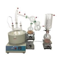 2l 5l 10l 20l New Efficient CBD purification  Lab Short Path Distillation System
