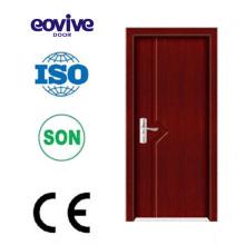 Faite en Chine zhejiang fournisseur intérieur mdf pvc porte