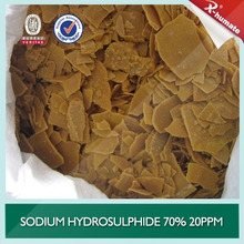 Sodium Hydrosulphide 70% 20ppm Flake Form