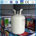 Cilindro de gas desechable portátil de helio de 13.4L (GFP-13)