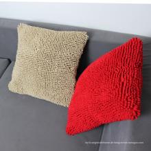 Dekorative Super Soft Plüsch Dekokissen Cover Kissenbezug