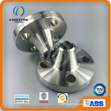Duplex Stainless Steel Wn Flange Rtj F53 Forged Flange to ASME B16.5 (KT0099)
