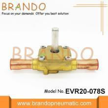 EVR20-078S Холодильный электромагнитный клапан