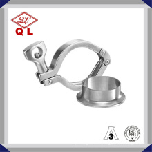 Sanitary Stainless Steel Tri Clamp (grade 304/316L) / Pipe Clamp