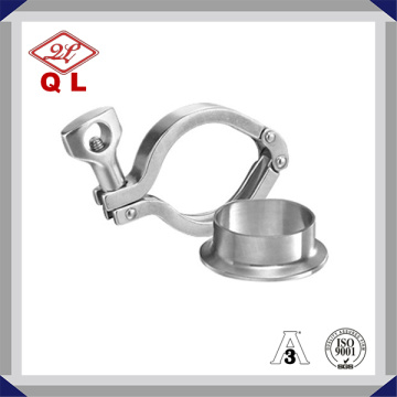 Cerradura sanitaria de acero inoxidable Tri-Clamp 14mmp