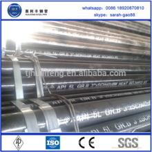 cold drawn/hot rolled seamless steel pipe st42