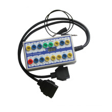 Caja Detector OBDII protocolo para la transferencia de fallo de señal