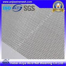 Использование оцинкованной квадратной сетки в оконном экране