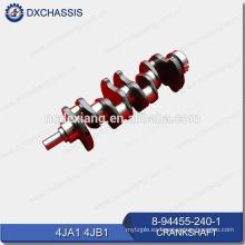 Cigüeñal genuino de alta calidad 4jb1 8-94455-240-1