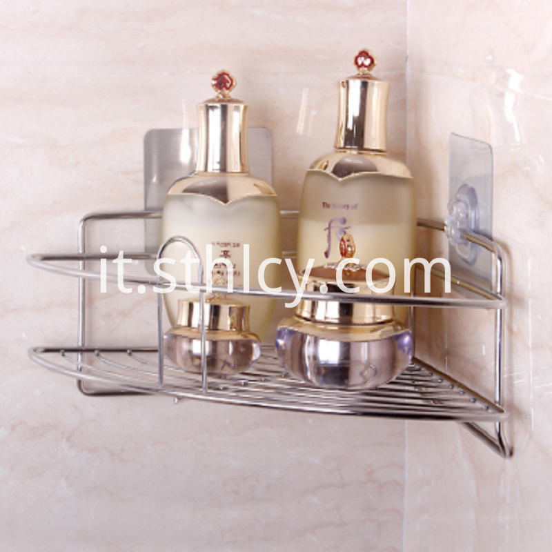 Stainless Steel Storage Shelf