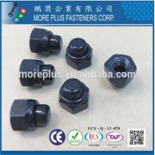 Tuerca de casquillo de nylon DIN986 Taiwán
