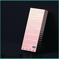High End Makeup Paper Eyebrow Packaging Box