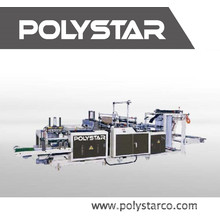 Equipment for making plastic stationery bags