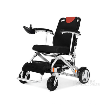 Foldable electric fully automatic wheelchair