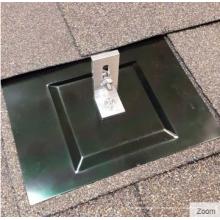 Soporte de montaje de estructura solar de techo Kit de montaje solar intermitente