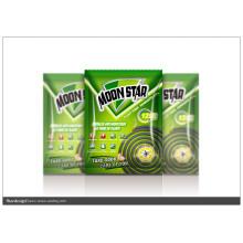 Bobinas de mosquito irrompibles de planta de fibra Moon Star