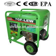 Générateur de puissance portatif et machine à souder 7GF-LEW