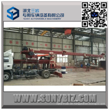 Schiebe-Rotator 50 Tonnen Heavy Duty Wrecker Body
