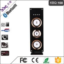BBQ KBQ-168 25W 3000mAh 2018 beste Standplatz USB Big Square Bluetooth Lautsprecher