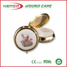 HENSO Tinplate Pill Box