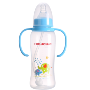 270 ml Baby Milk Nursing Bottle PP Matningsflaska