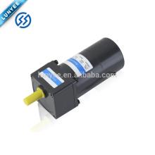 Wechselstrom-Zahnrad-Motor 3W 6W 15W 25W 40W 60W 90W 120W 140W 180W elektrisch